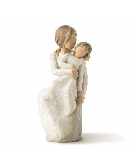 Willow Tree statuetta 'Mother and Daughter'