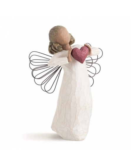 Willow Tree statuetta 'With Love'